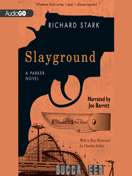 Cover image for Slayground