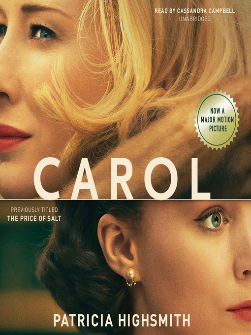 Title details for Carol by Patricia Highsmith - Available