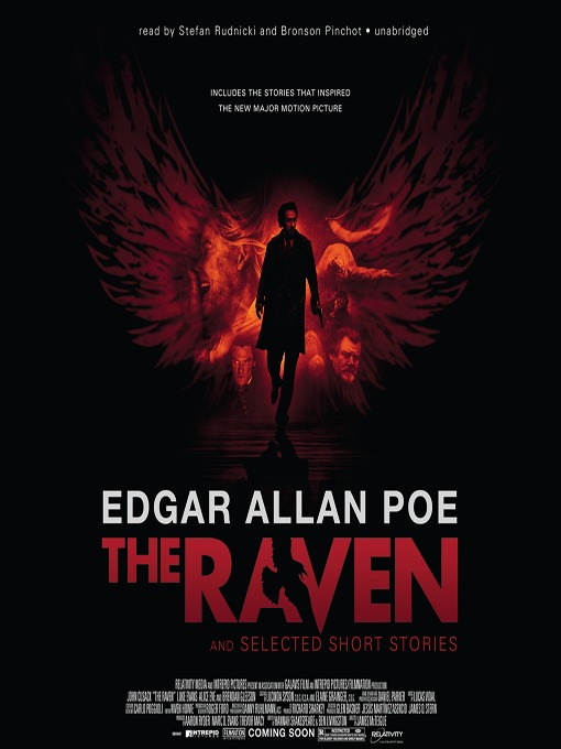 Title details for The Raven and Selected Short Stories by Edgar Allan Poe - Available