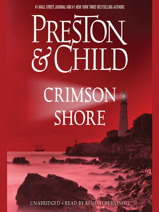 Title details for Crimson Shore by Douglas Preston - Available