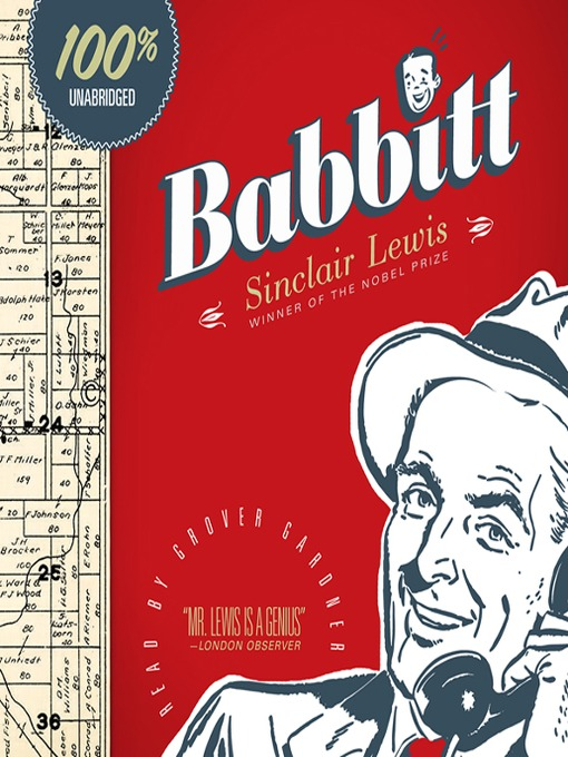 Title details for Babbitt by Sinclair Lewis - Available