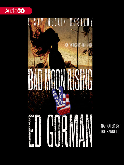 Title details for Bad Moon Rising by Ed Gorman - Wait list