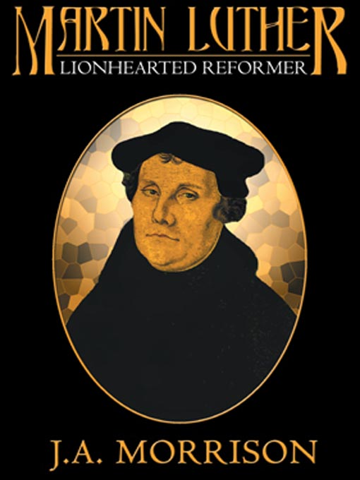 Cover of Martin Luther
