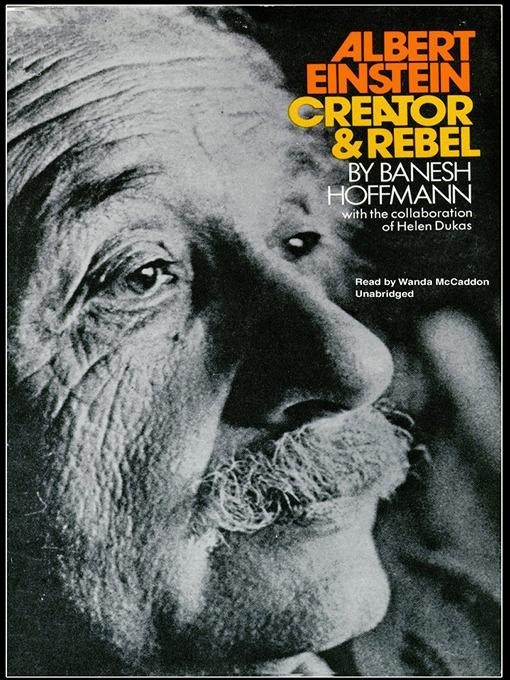 Albert Einstein, Creator & Rebel - North Carolina Digital