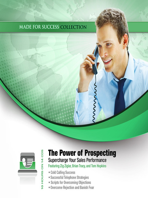 Title details for The Power of Prospecting by Made for Success - Available