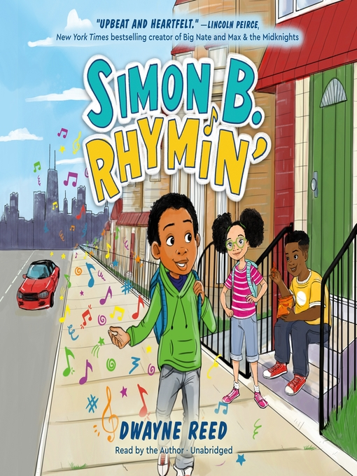 Title details for Simon B. Rhymin' by Dwayne Reed - Wait list