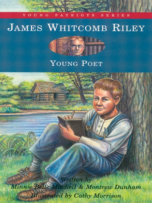 Title details for James Whitcomb Riley by Minnie Belle Mitchell - Wait list