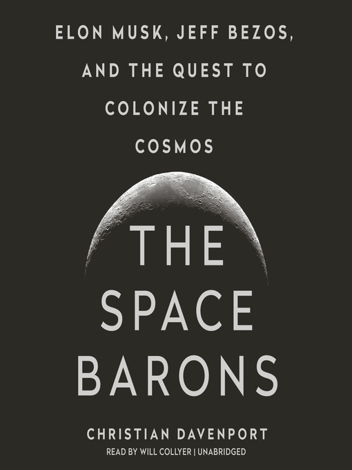 Cover of The Space Barons