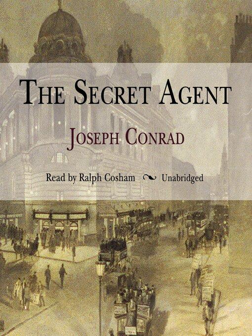 Title details for The Secret Agent by Joseph Conrad - Wait list
