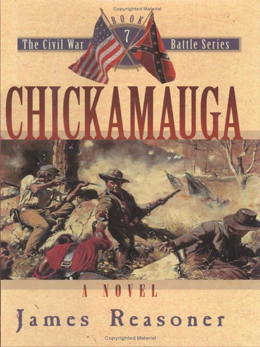 Title details for Chickamauga by James Reasoner - Available