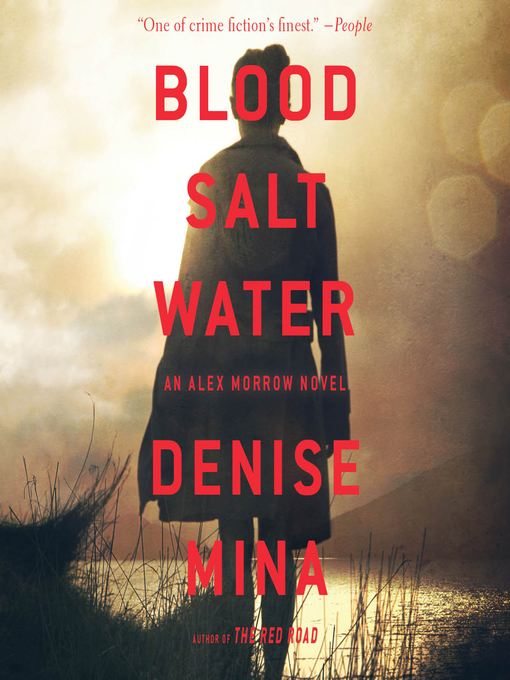 Title details for Blood, Salt, Water by Denise Mina - Wait list