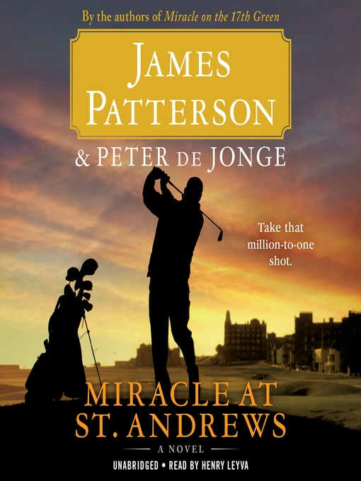 Cover of Miracle at St. Andrews