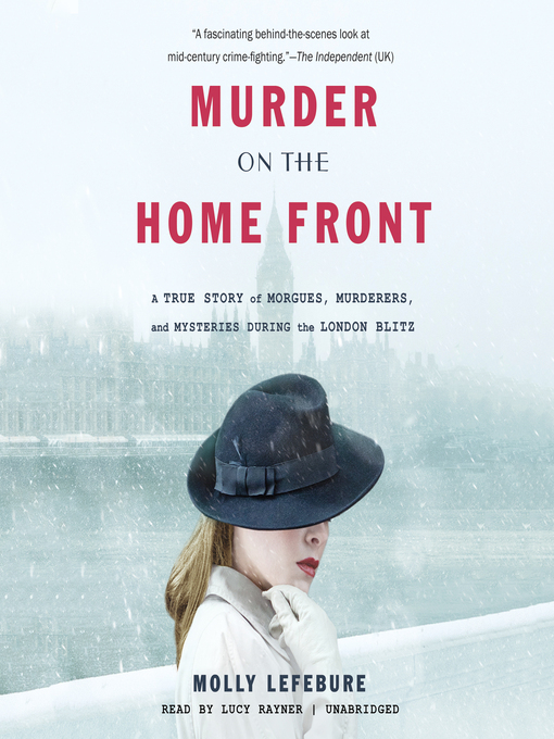 Title details for Murder on the Home Front by Molly Lefebure - Wait list