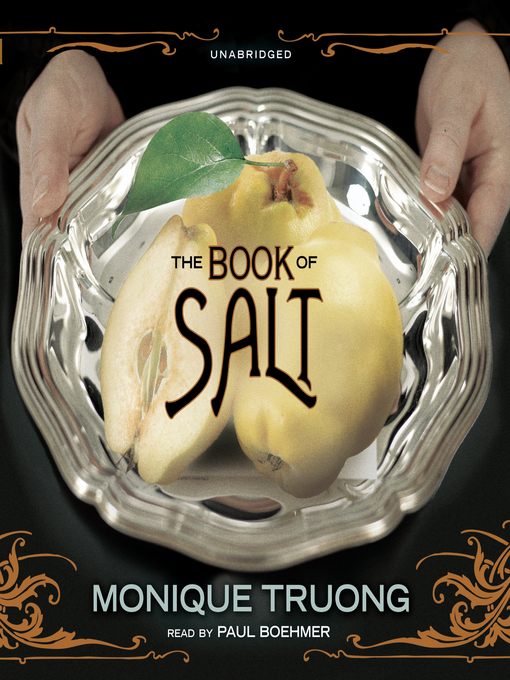 Cover of The Book of Salt