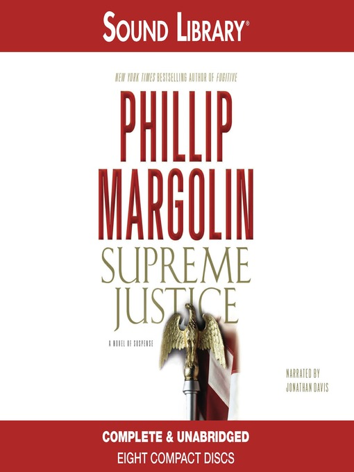 Title details for Supreme Justice by Phillip Margolin - Wait list
