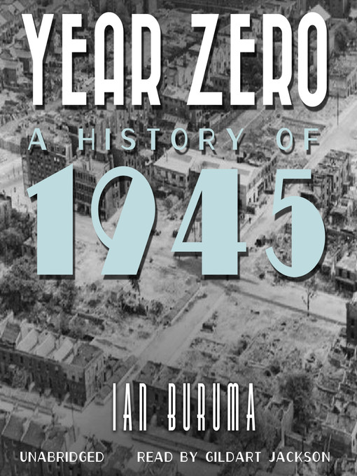 Title details for Year Zero by Ian Buruma - Available