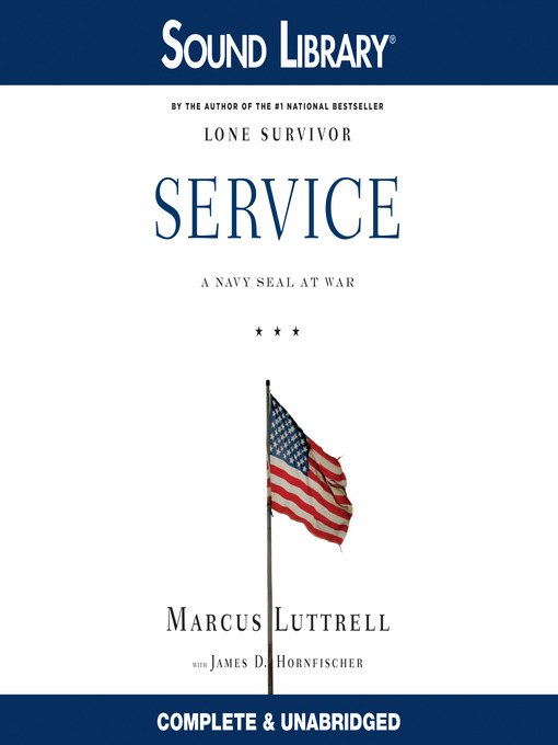 Title details for Service by Marcus Luttrell - Wait list