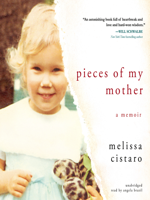 Cover of Pieces of My Mother