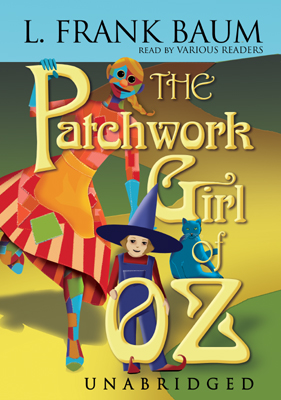 Title details for The Patchwork Girl of Oz by L. Frank Baum - Available