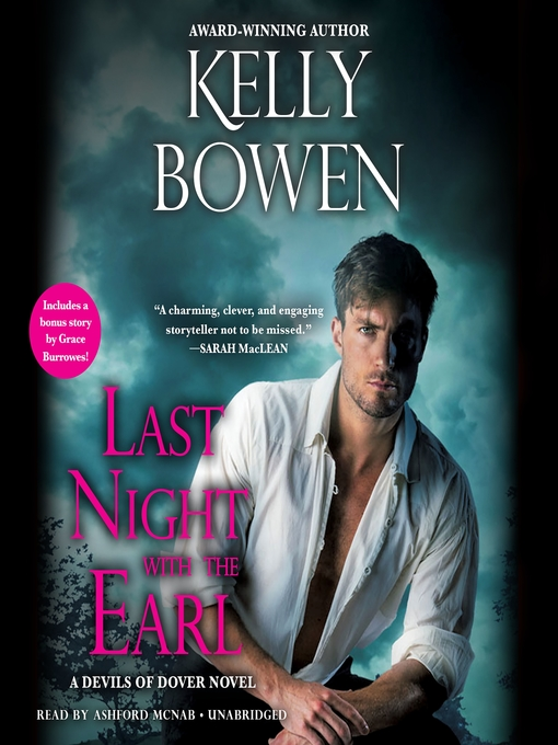 Title details for Last Night With the Earl by Kelly Bowen - Wait list
