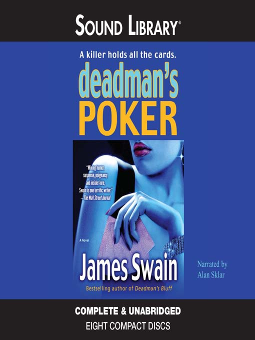 Title details for Deadman's Poker by James Swain - Available