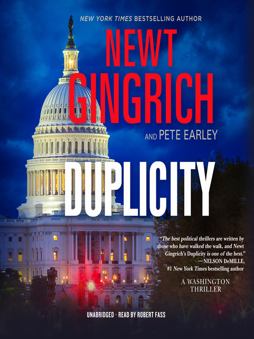 Title details for Duplicity by Newt Gingrich - Available