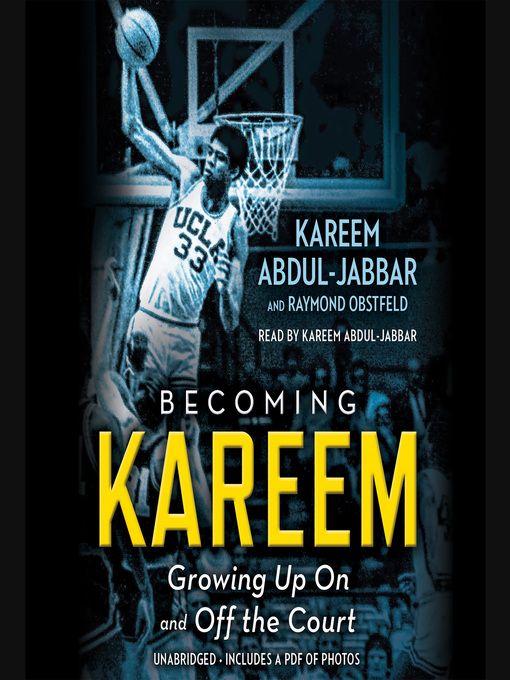 Cover of Becoming Kareem