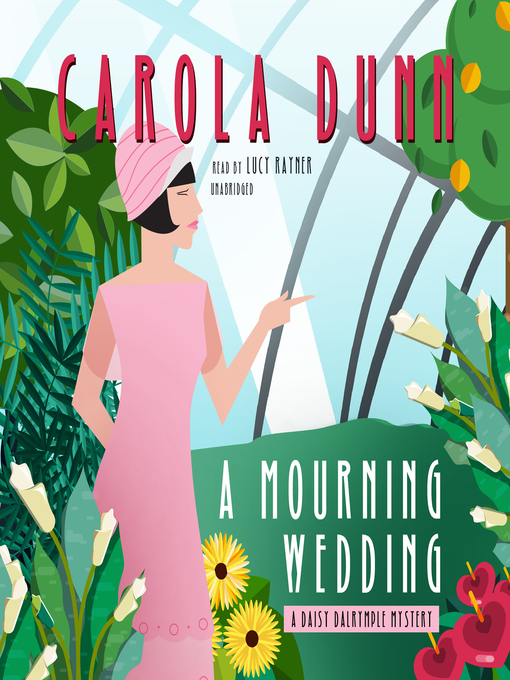 Title details for A Mourning Wedding by Carola Dunn - Wait list