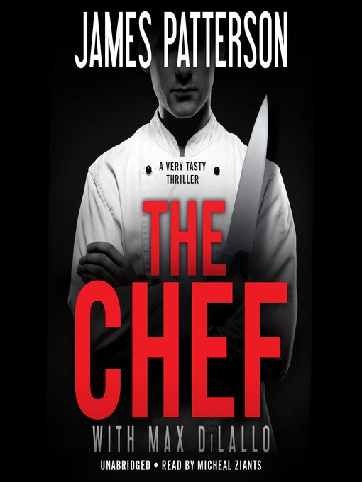 Title details for The Chef by James Patterson - Wait list