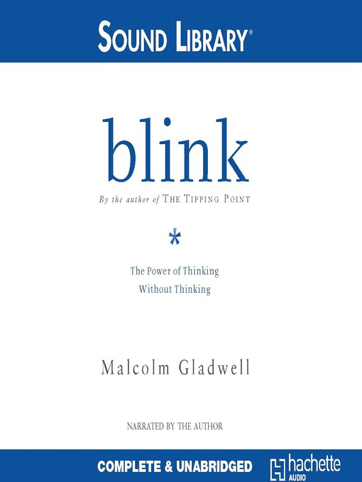 Cover of Blink