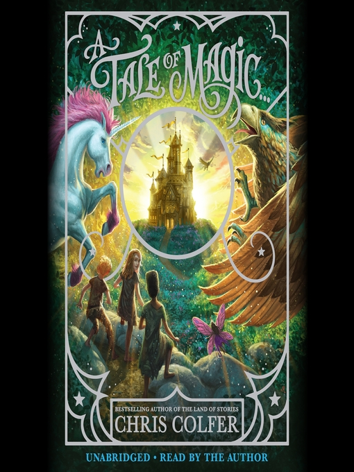 Title details for A Tale of Magic... by Chris Colfer - Wait list