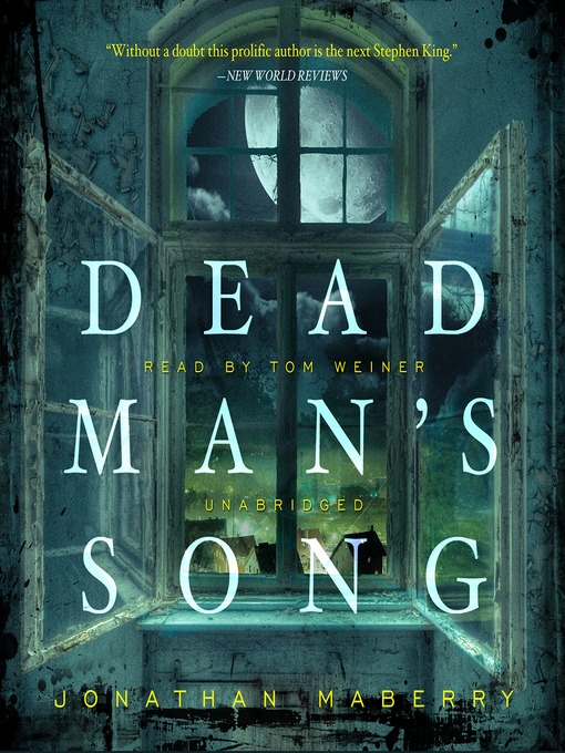 Cover of Dead Man's Song
