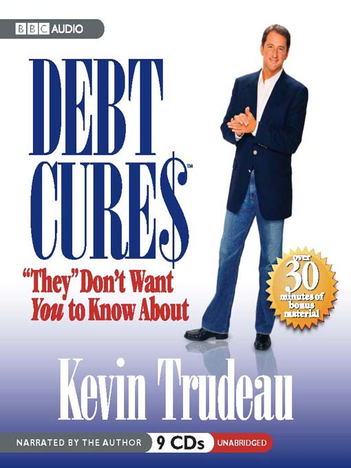 "Cover of Debt Cures ""They"" Don't Want You to Know About"