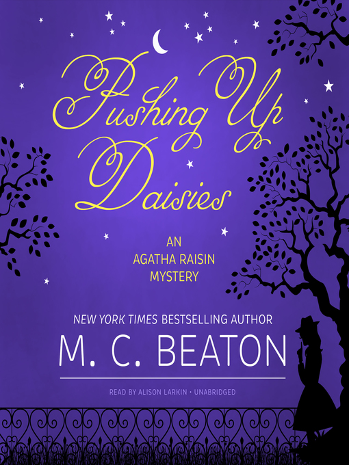 Title details for Pushing Up Daisies by M. C. Beaton - Available