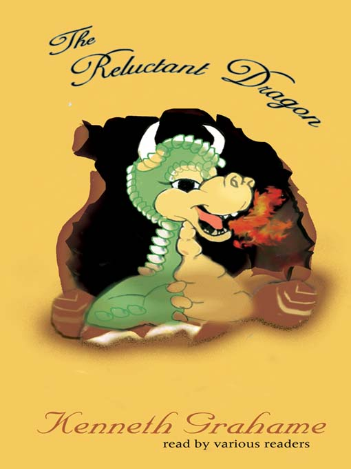 Cover image for The Reluctant Dragon