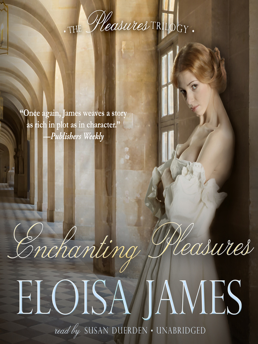 Cover of Enchanting Pleasures