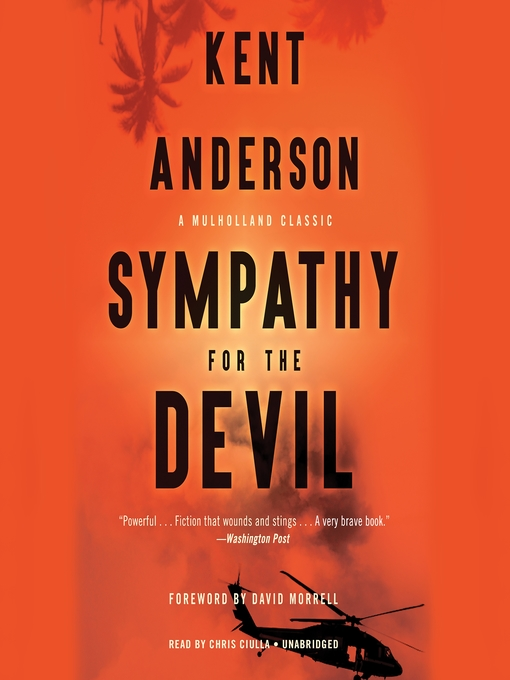 Title details for Sympathy for the Devil by Kent Anderson - Available