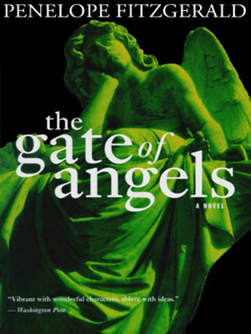 Title details for The Gate of Angels by Penelope Fitzgerald - Available