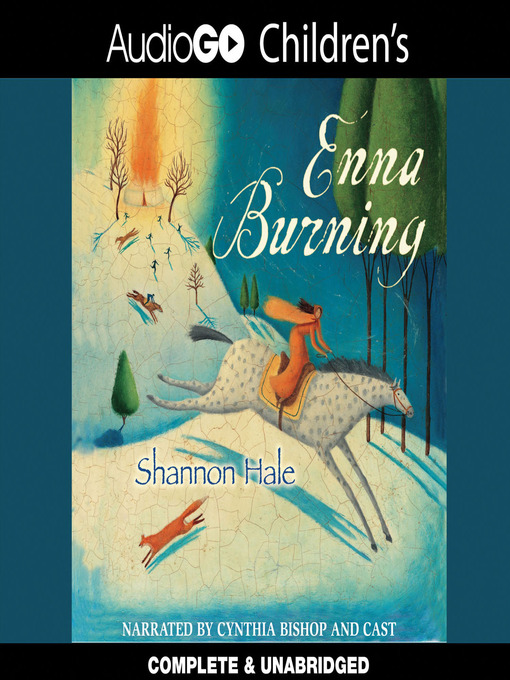 Title details for Enna Burning by Shannon Hale - Wait list