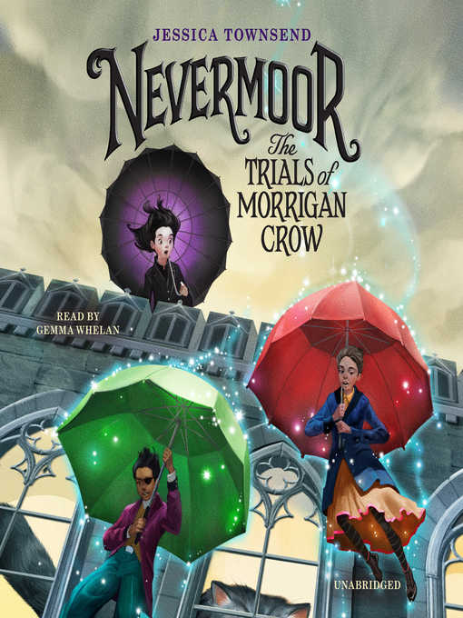 Title details for The Trials of Morrigan Crow by Jessica Townsend - Available