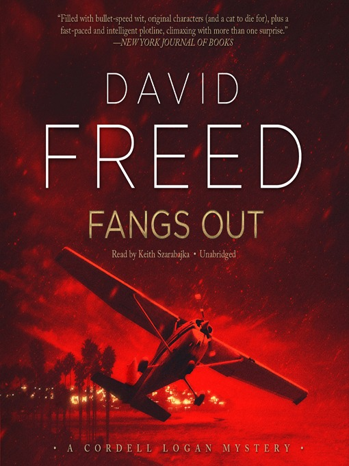 Title details for Fangs Out by David Freed - Wait list