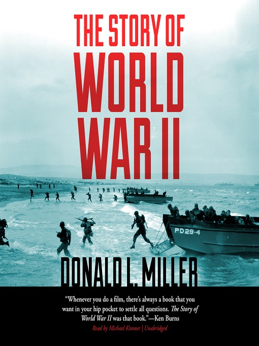 Cover of The Story of World War II