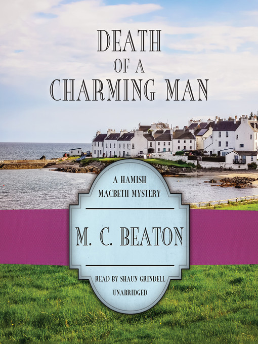 Title details for Death of a Charming Man by M. C. Beaton - Available