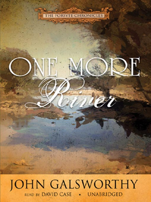 Cover of One More River