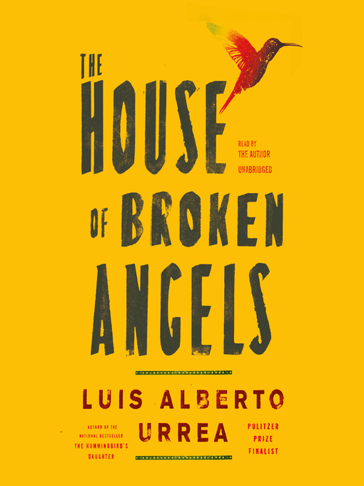 Title details for The House of Broken Angels by Luís Alberto Urrea - Wait list