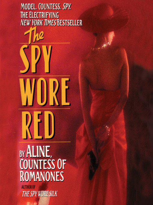 Title details for The Spy Wore Red by Aline - Available