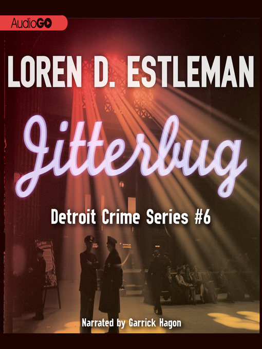 Title details for Jitterbug by Loren D. Estleman - Available