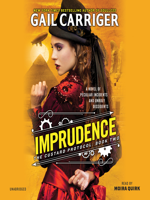 Title details for Imprudence by Gail Carriger - Wait list