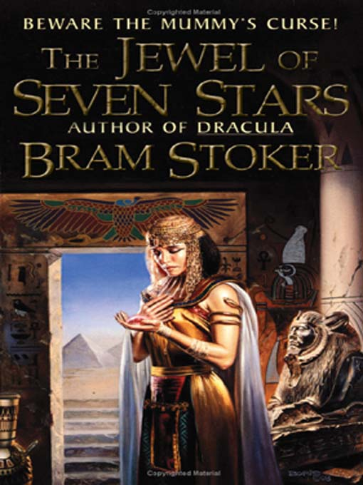 Cover of The Jewel of Seven Stars