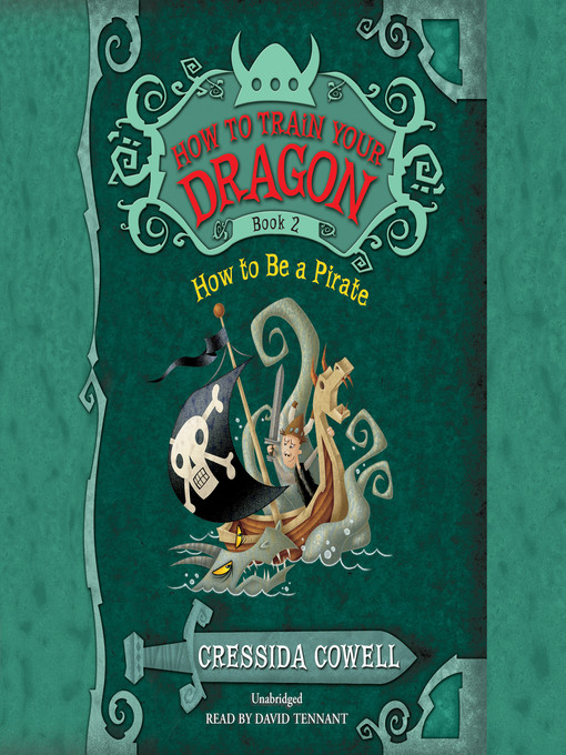 Title details for How to Be a Pirate by Cressida Cowell - Wait list